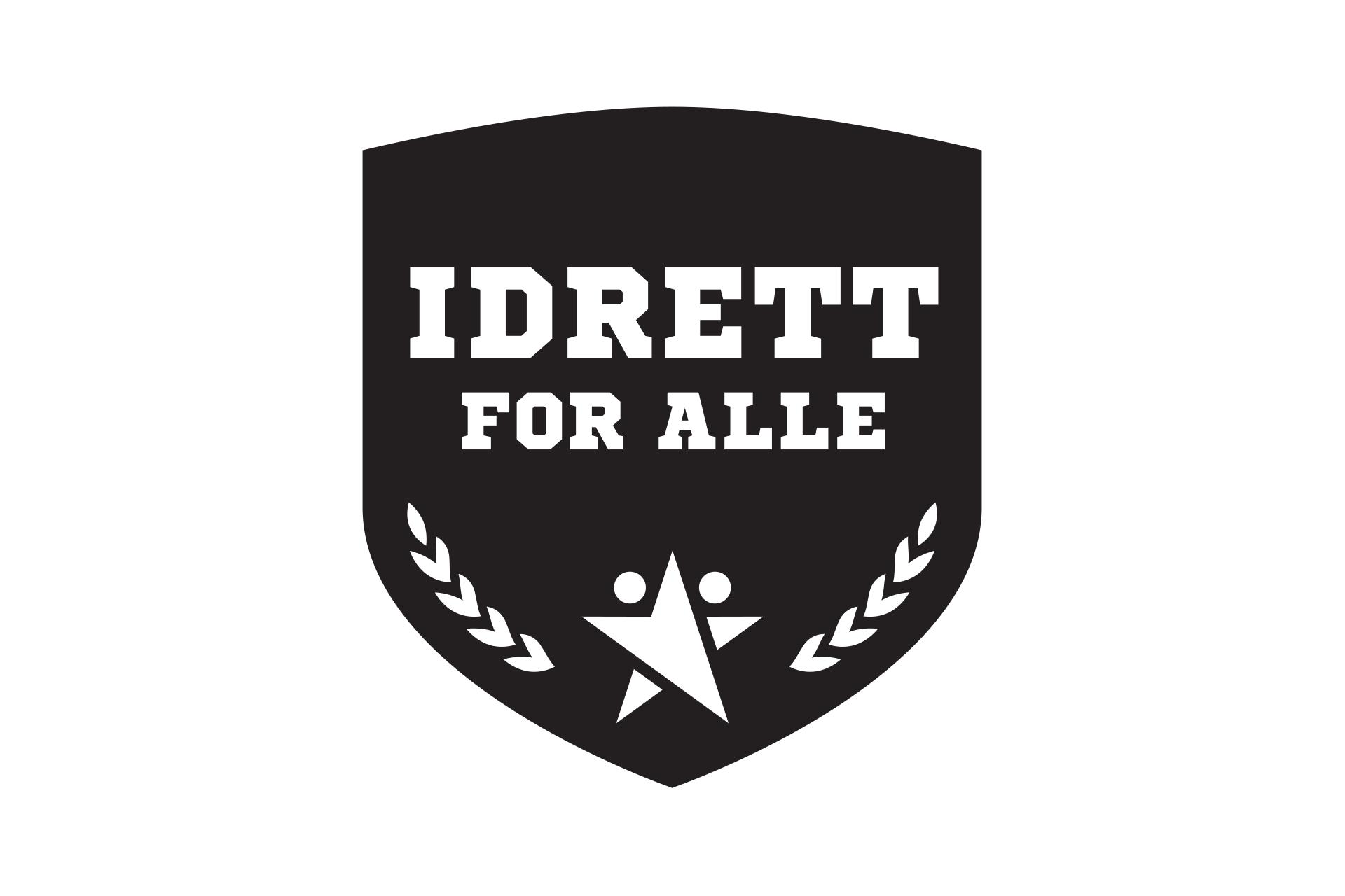 Logodesign Idrett for alle