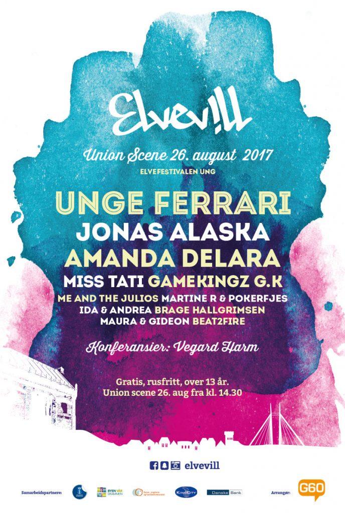 Elvevill ungdomsfestival