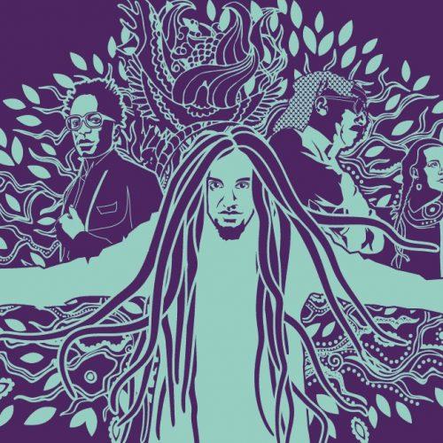 Drammen Sacred Music grafisk design