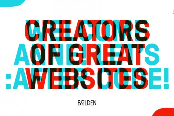 Typografi design trender