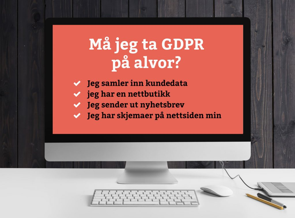 GDPR og WordPress, en praktisk guide