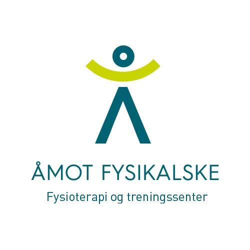 Åmot Fysikalske logo