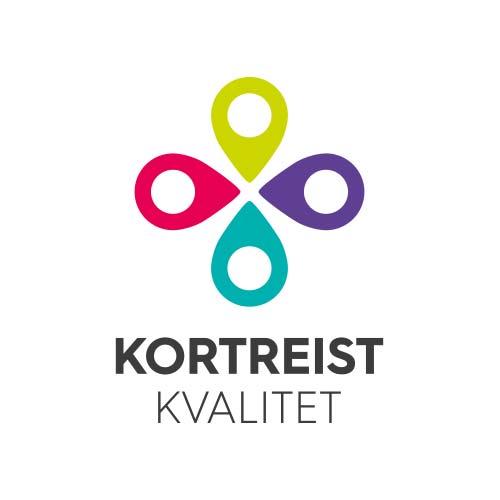 Kortreist kvalitet logo
