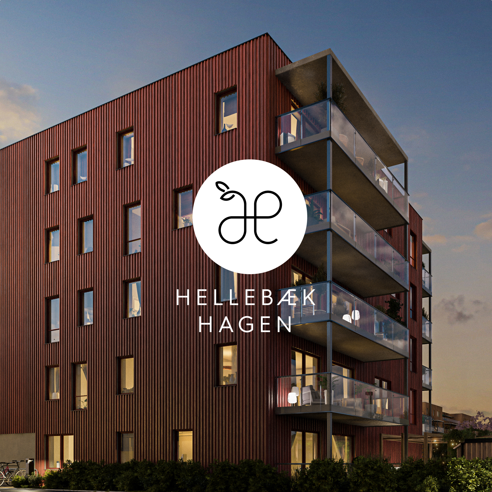 Markedsføring av boligprosjekt